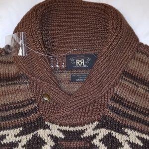 Ralph Lauren RRL Double RL Mens Sweater